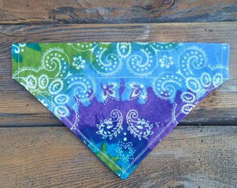 Pet Bandana Ombre,Dog Bandana, Ombre, Gifts for Dogs, Dog Scarf, Cat Bandana, Pet Collar, Pet Clothing, Pet Accessories, Dogs, Pets, Cats