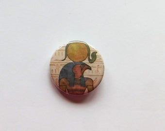 2 Buttons Ägypten Horus
