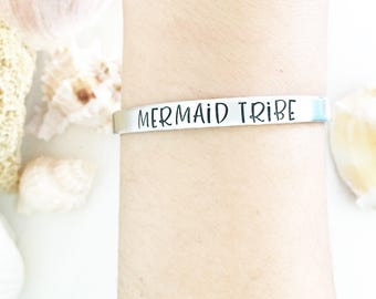 Mermaid Tribe, Mermaid Jewelry, Mermaid Bracelet, Beach Jewelry, Beach Bracelet, Beach Style, Coastal Style, Coastal Jewelry, Beach Girl