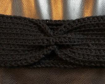 Crochet Headband Ear Warmer