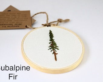BC Tree Mini Hoops (4 inch)
