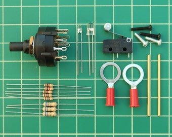 Ghost Trap Misc Electronics Kit