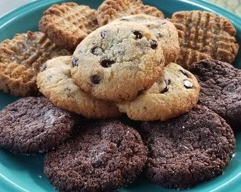 Keto Cookie Sampler / Keto Cookie Variety Pack