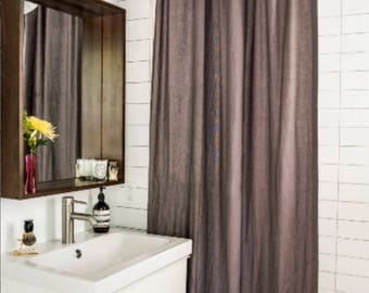long curtain extra polyester shower and liner proof x mildew resistant dp mould white curtains