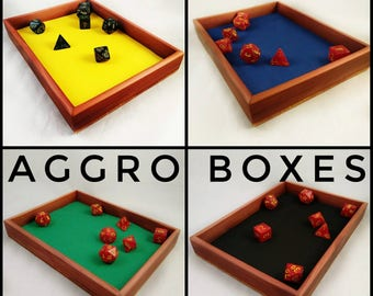 "Dice Tray 5""x7"", Tabletop Gaming."