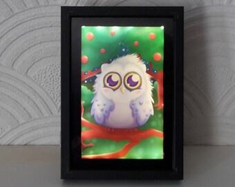 Owl Night Light (Small)