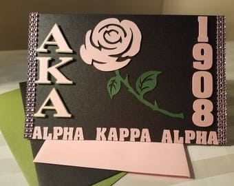 Alpha Kappa Alpha Rose