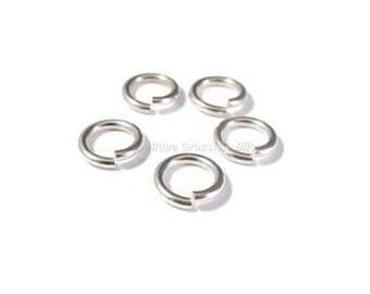925 Silver - 2.5 mm - 100 or 1000 925 sterling silver jump rings