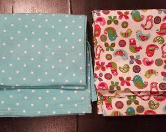 Receiving blankets - 2 pack