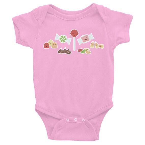 Happy Candy - Infant Bodysuit