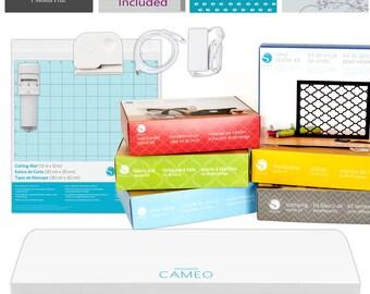 Silhouette CAMEO 3 Choose your Starter Kit Bundle
