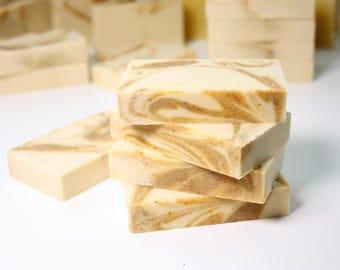 黑糖老薑潔膚皂 Ginger Brown Sugar Soap 70g (Organic25)