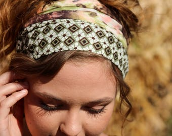 Fabulous for Fall Headwrap Collection // Headband // Headwrap // Headcovering
