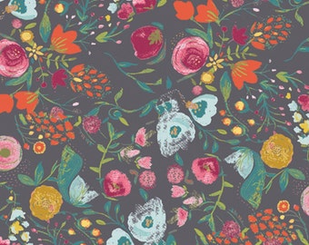 Emmy Grace cotton fabric by Bari J for Art Gallery EMG 5607