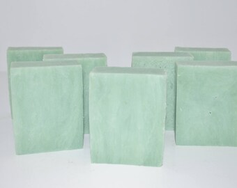 Granny Smith Apple Handmade Cold Process Soap