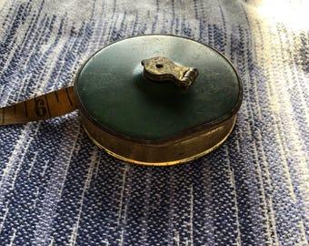 Antique measuring tape
