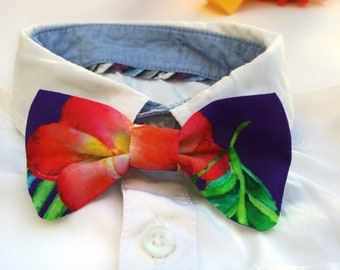 Child's Papillon, papillon baby shirt, purple papillon, baby accessory, mom and son, made in Italy