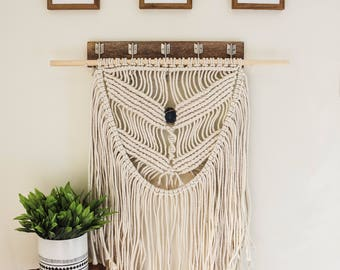 Macrame Wall Hanging (Large and reversible)