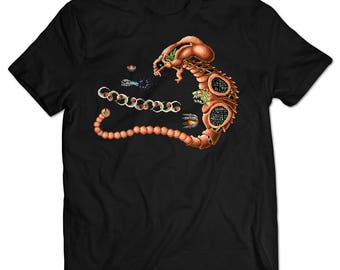 R-Type Dobkeratops T-shirt
