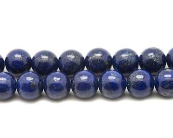 Stone - Lapis Lazuli ball 16mm 4558550001979 bead 1pc-