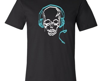 T-SHIRT KOMOA Crane casque BLACK