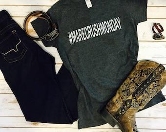 Hashtag 'MareCrushMonday' horse Tshirt