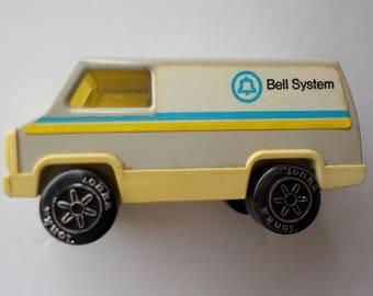 Bell System Telephone Truck Van Tonka 1979