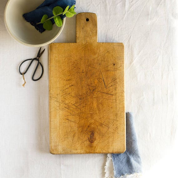 Handmade French Cutting Board