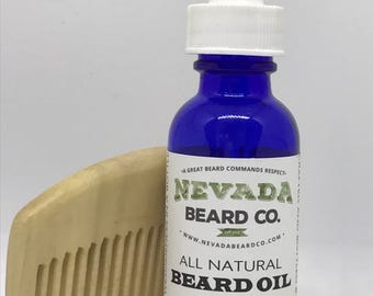 Fall Beard Oil