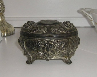 Antique Jewelry Casket