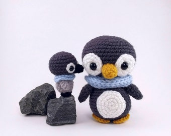 Amigurumi Penguin Tutorial : Etsy :: your place to buy and sell all things handmade