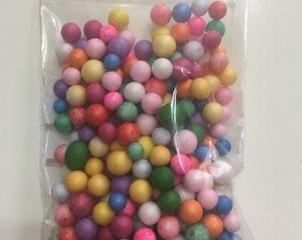 Polystyrene Balls/Rainbow Beads