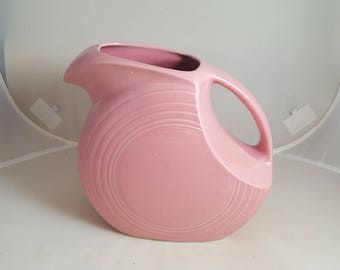 HLC Rose Fiesta Disc Pitcher 7.5""