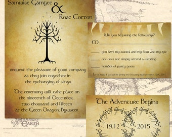 lord of the rings paper