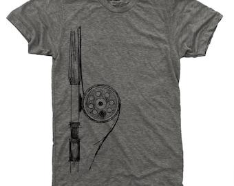 Fly Rod - Men's Shirt