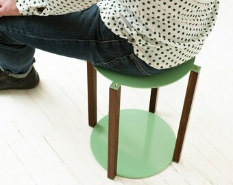 Bi-stander Stool - Minimal Modern Seat
