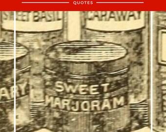 Kitchen Plants in Shakespeare Ebook