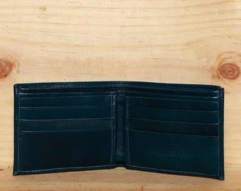 Gift for him•Card Wallet·Wallet•Leather Wallet•Mens Wallet•Bifold Wallet•Handmade•Gifts for Men• Husband gift