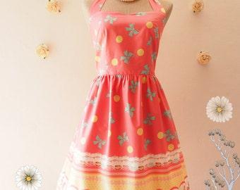 Easter Dress Carousel Dress Merry Go Round Dress Fancy Vintage Style Dress Summer Dress Pink Sundress, custom
