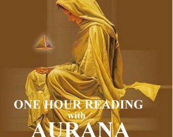 ONE HOUR Full In Depth Reading with Aurana on SKYPE