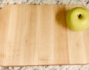 Thick Handmade Cutting Board