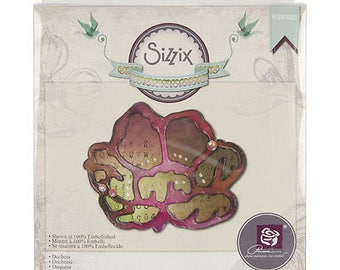 Sizzix Bigz Die By Prima Marketing 5.5'X6'-Duchess