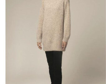 Loose Long Sweater (PM 1833)