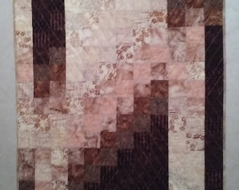 Monochromatic Quilt Wall Hanging Table Topper Quiltsy Idaho