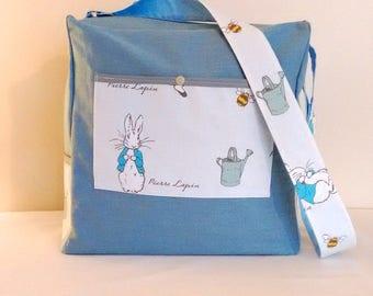 Peter rabbit baby bag