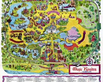 print disney world maps