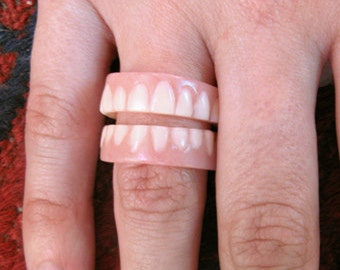 Denture Ring (Separated Upper and Lower)