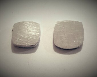 Sterling Silver Post Earrings (4)