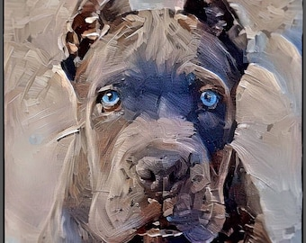 Custom Digital Paintings - Pet Portraits!