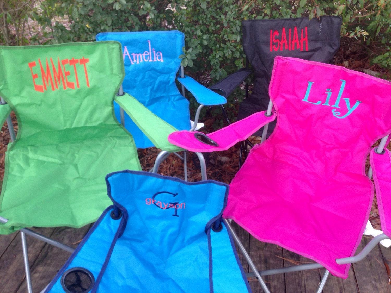 personalized folding chair beach chair lawn chair bag